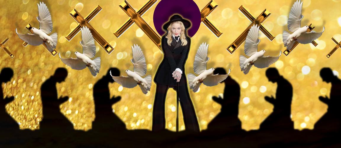 Madonna Gold