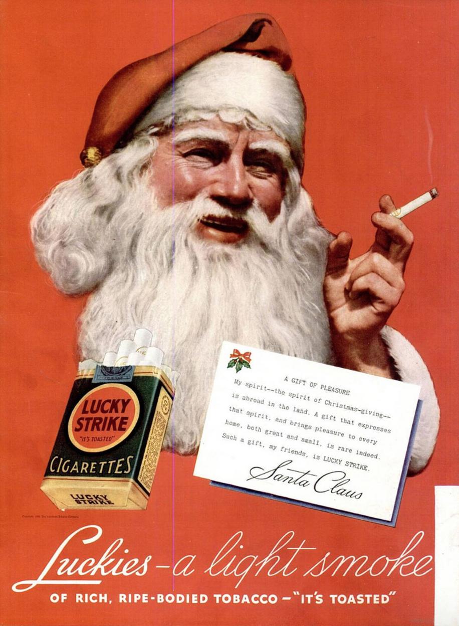 Santas Smoke