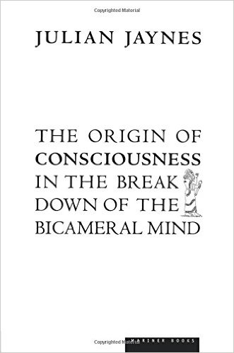 The Origin of Consciousness